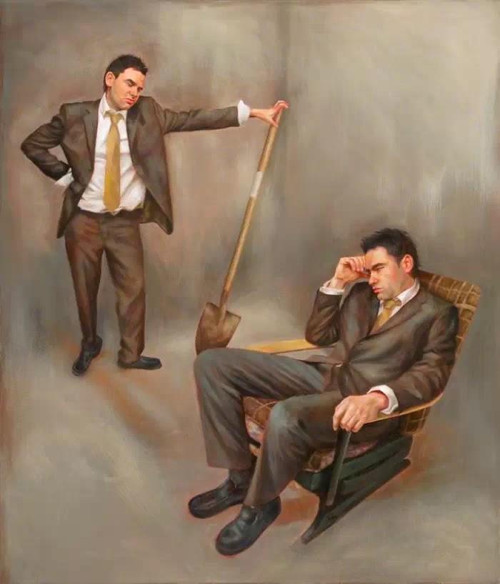 Ситуации из повседневной жизни. Ian Cumberland