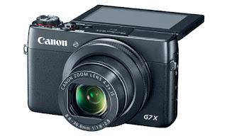 Harga dan Spesifikasi Kamera Canon G7X Lengkap