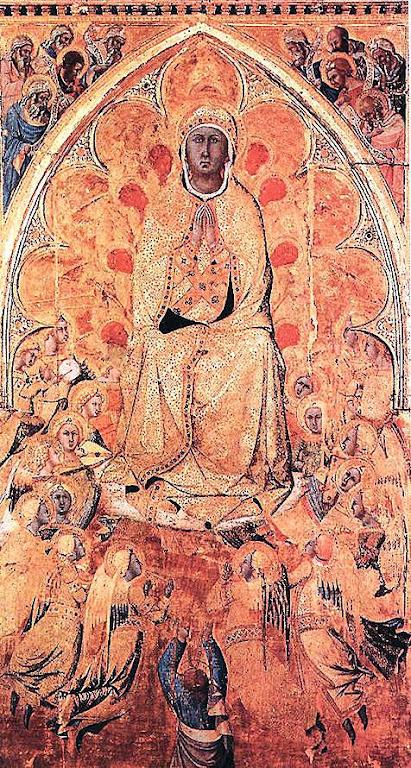 Assunção de Nossa Senhora. Ugolino Lorenzetti