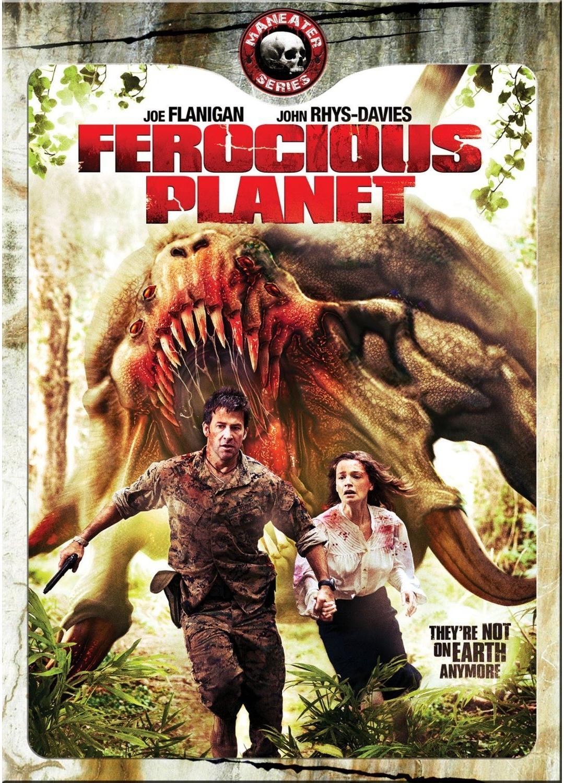 Capa do Filme Planeta Feroz