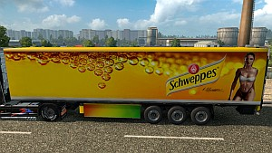 Schweppes trailer mod