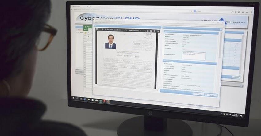 DRELM recibió certificación para la entrega de documentos virtuales - www.drelm.gob.pe