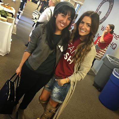 Poshmark Maria Morales and Brandy @willbakeforshoe