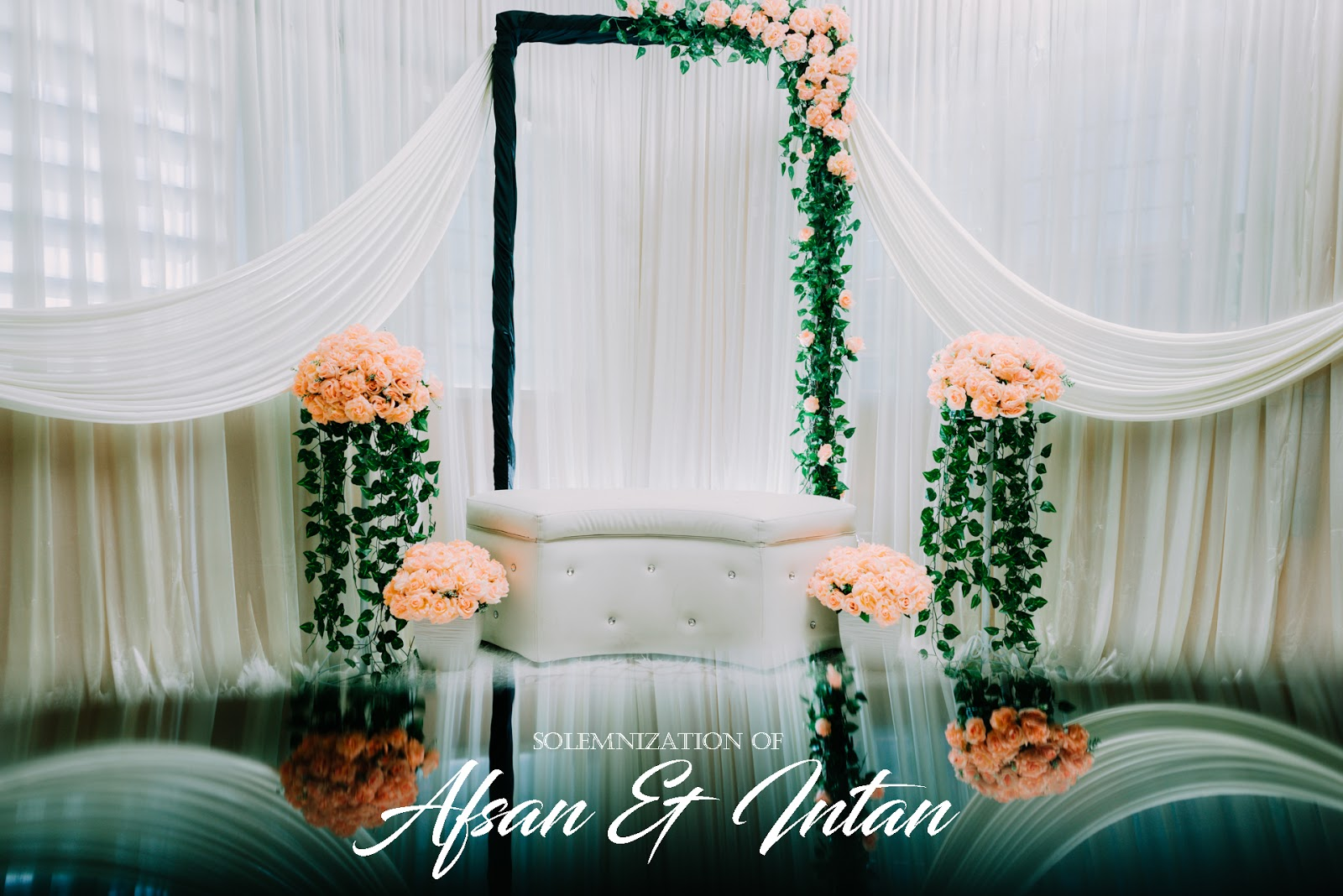 Afsan + Intan