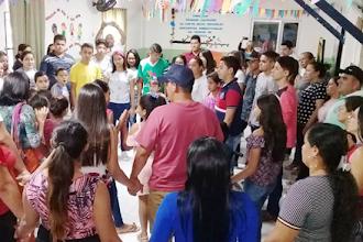 Osc Centro de Apoio à Criança participa de processo de desenvolvimento comunitário participativo