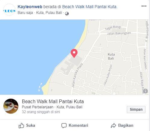 Cara Menambah Lokasi Rumah Atau Tempat Usaha Di Facebook Melalui Smartphone