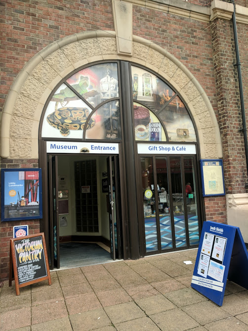 What to do when it rains in North East England   20+ places to visit with kids - all accessible via public transport - South Shields Museum