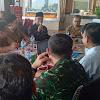 Penyelesaian Pembayaran Kopensasi ROW,Wabub Ami Taher Rapat Dengan PLN