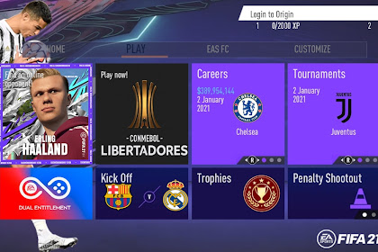 FIFA 21 MOD FIFA 14 Android Offline 800MB [Fixed All Crashed] New Transfer Update & Kits