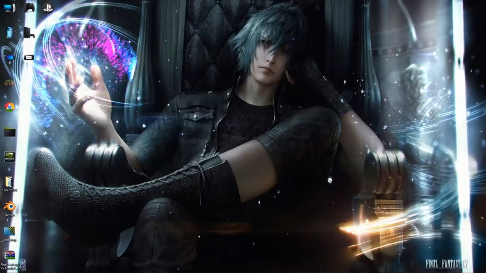 Final Fantasy Xv Wallpapers The Best 79 Images In 2018: Final Fantasy XV Noctis Lucis Caelum Live Wallpaper Free