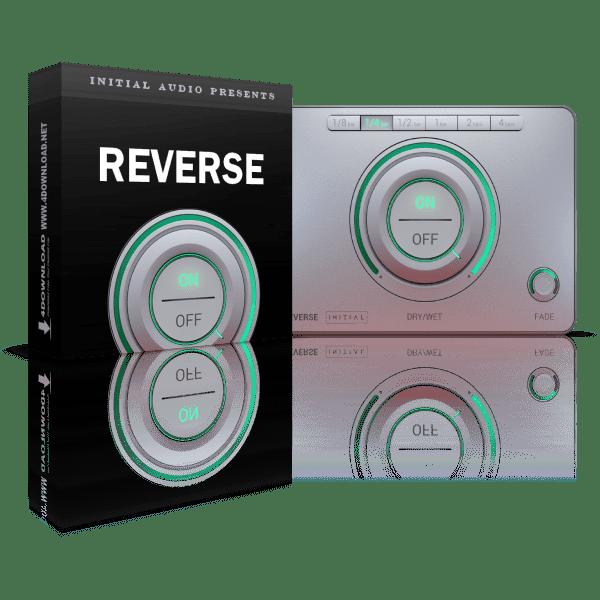 Initial Audio Reverse v1.0.3 Full version