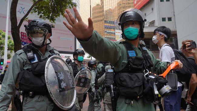 China Ancam Akan Membalas jika AS Usik Hong Kong