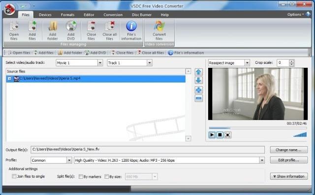 decrease video size ، برنامج ضغط الفيديوهات بنفس الجوده 2017