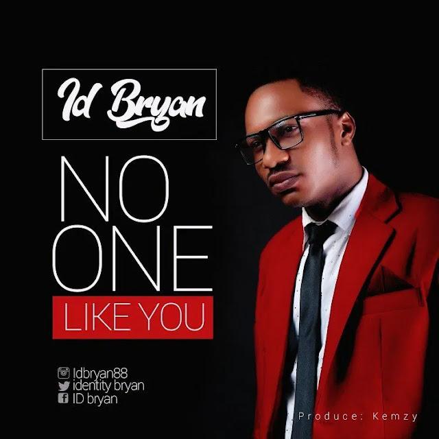 ID Bryan – No One
