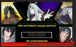Download Naruto Senki the Ultimate Ninja Battle