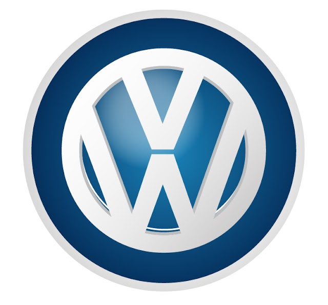 How to Design the brand logo of cars !! Volkswagen Logo Design