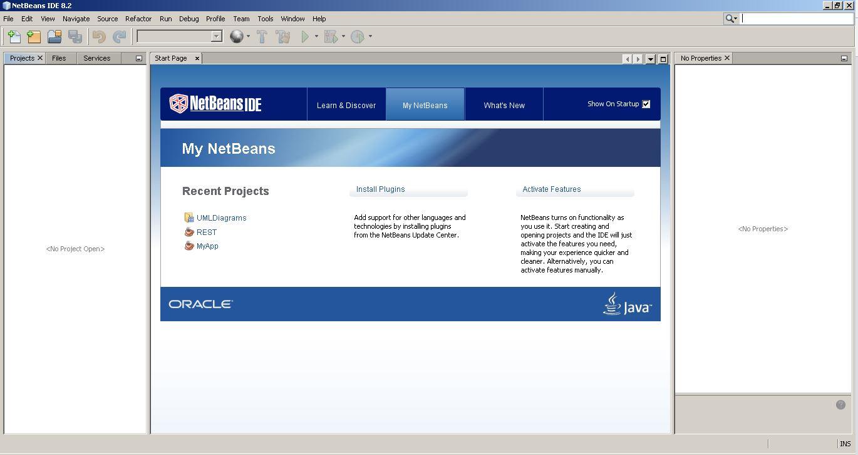 The tech pro kttpro java progamming for beginners lesson 2 the netbeans window baditri Gallery