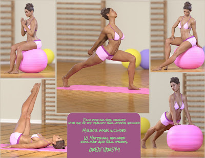 Z Exercise Studio and Poses