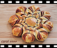http://caroleasylife.blogspot.com/2015/12/nutella-star-bread.html