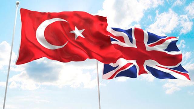 Τουρκία και Ην. Βασίλειο: Οι καινούριοι καλύτεροι φίλοι;
