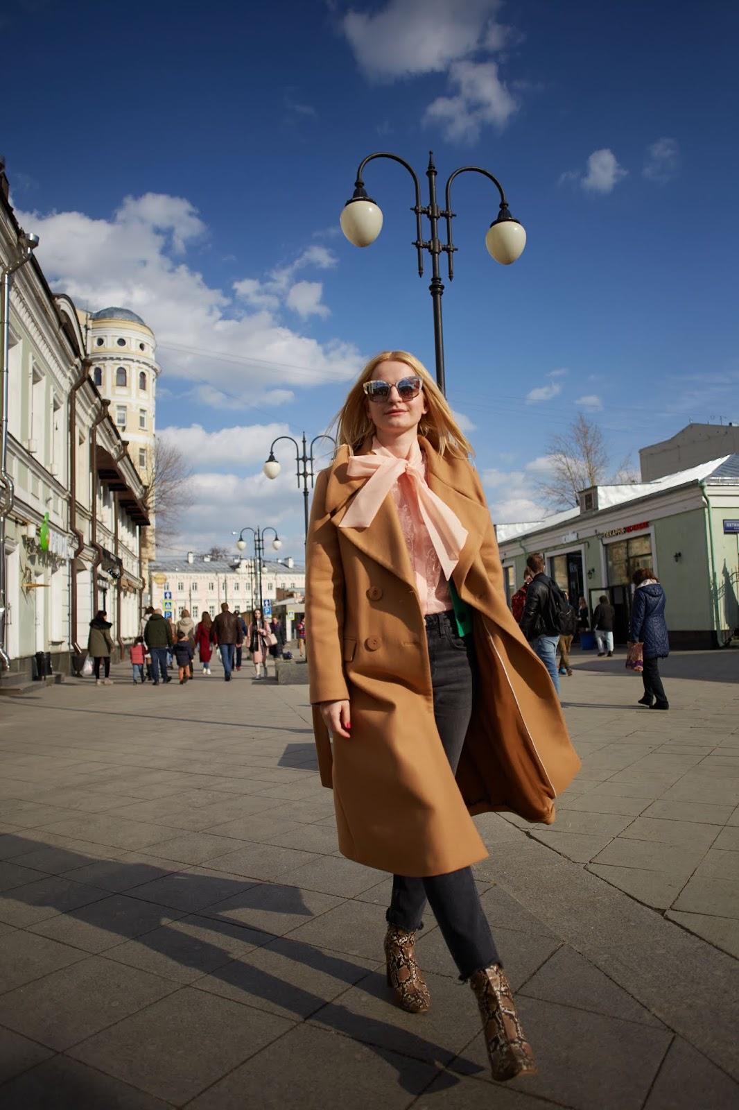 идеи что носить весной блогеры модные в россии
