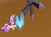 My Little Pony Princesa Cadance Toss