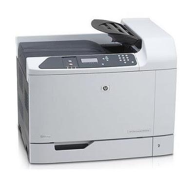 HP Color LaserJet CP6015dn Driver Download