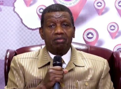 FG Suspends Daddy Adeboye's Helicopter From Flying (Details)