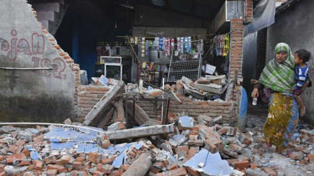 Jokowi tak Penuhi Janji Terhadap Korban Gempa Lombok