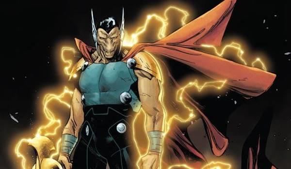Asal-Usul dan Kekuatan Beta Ray Bill dari Marvel Comics