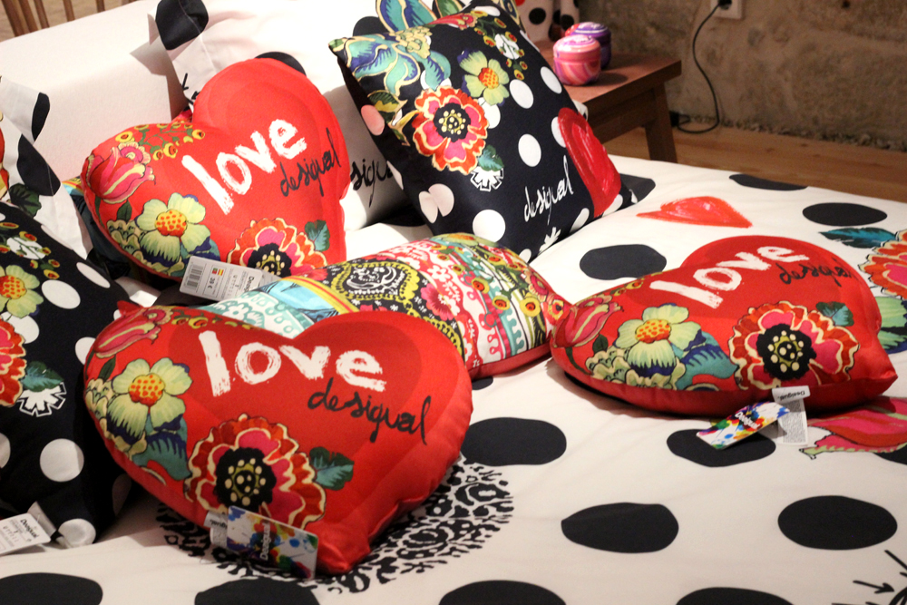 Showroom Desigual Living by Nosolid