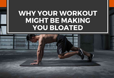 Why Your Workout Might Be Making You Bloated
