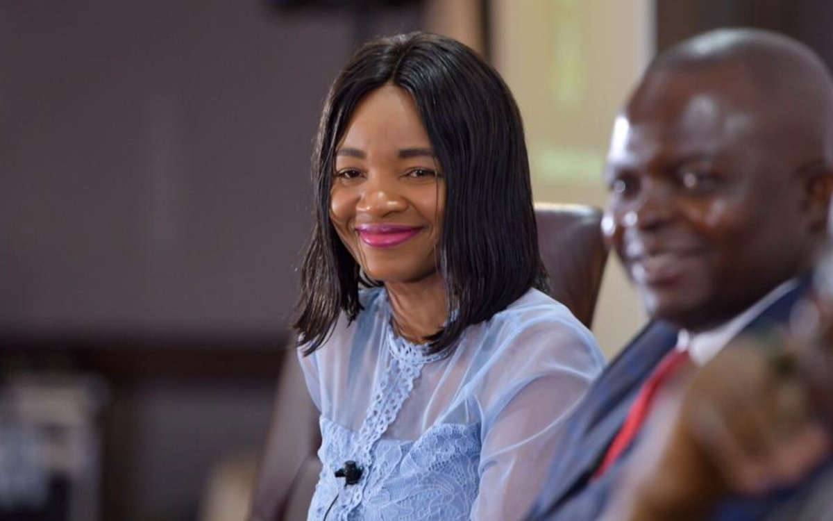 Gloria Zvaravanhu - The Institute of Corporate Directors Zimbabwe (ICDZ) Honours Directors