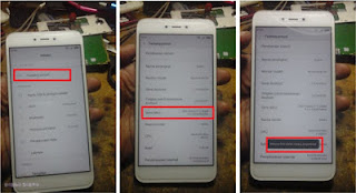 how to verifikasi account google xiaomi redmi 4x / 5a / note 5