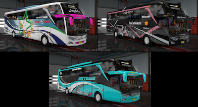 Livery parwist repack #2 by Dino Wors