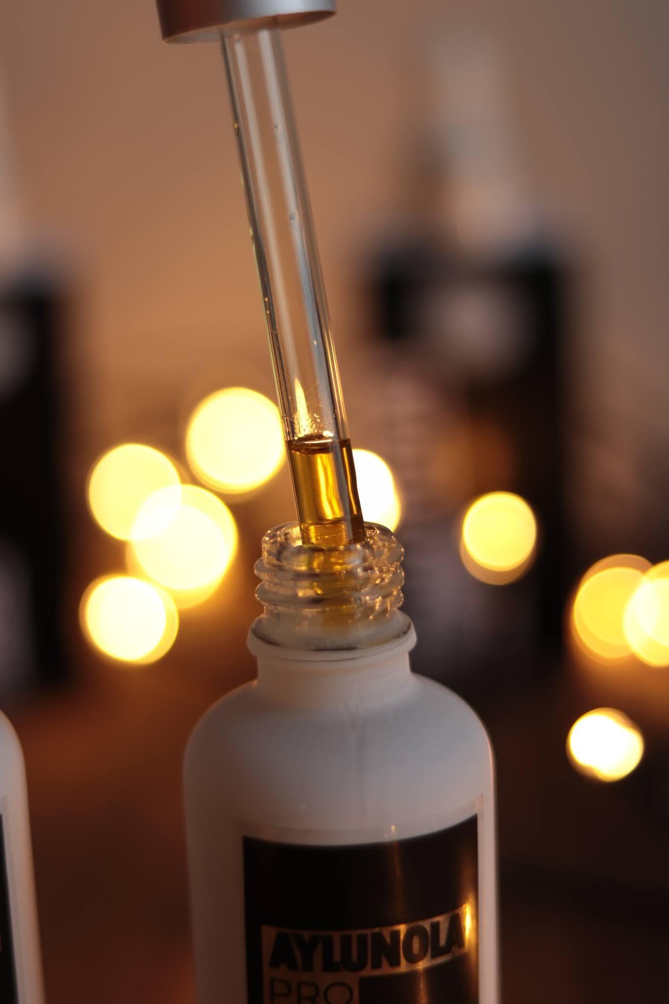 olejek na porost włosów