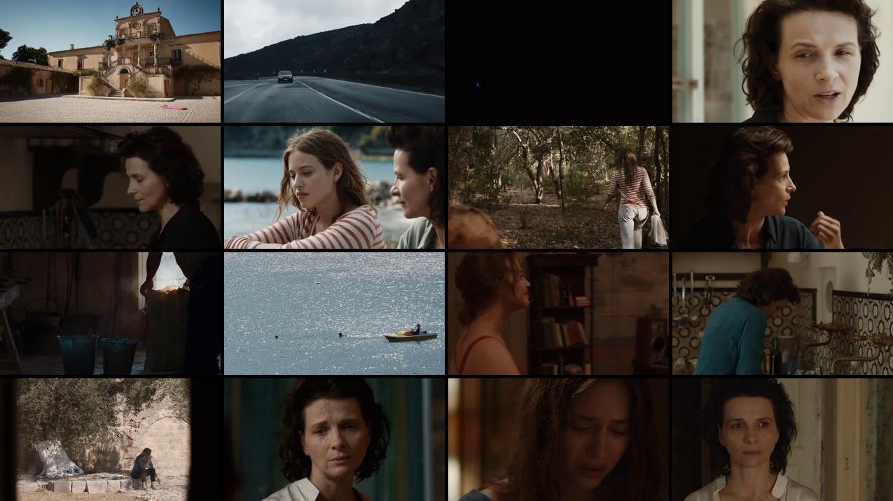 The Wait 2015 DVDRip 400MB Screenshot