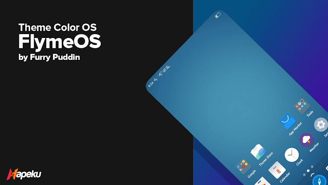 Theme FlymeOS Beta 3 for Color OS ( OPPO & REALME )