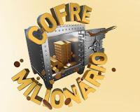 Promoção Cofre Milionário com Rodrigo Faro www.cofremilionario.com.br