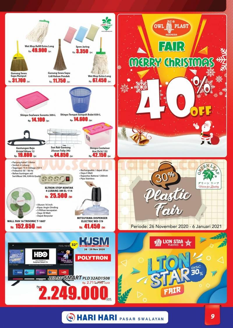 Katalog Promo Hari Hari Pasar Swalayan 26 November - 9 Desember 2020 9