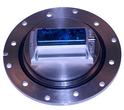 Perekam Data getaran dan akselerasi percepatan bawah laut