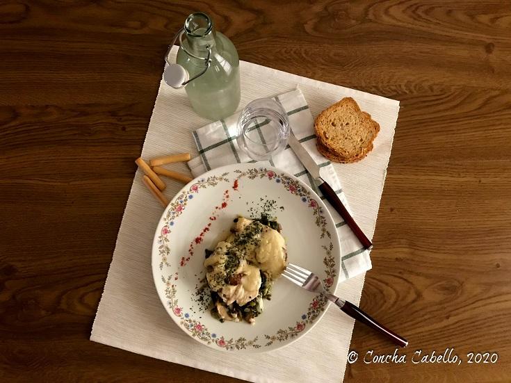 pollo-florentina-mesa