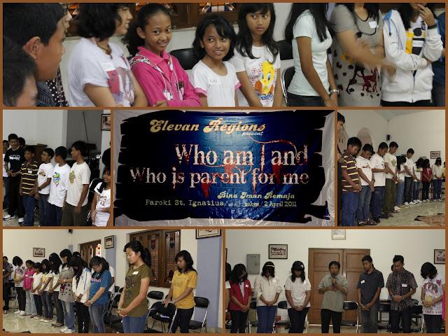 BIR Wilayah 11 St Ignatius Cimahi