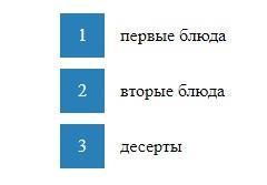 стили нумерованного списка
