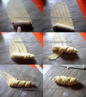 Cara Bikin Roti Manis Isi Sosis