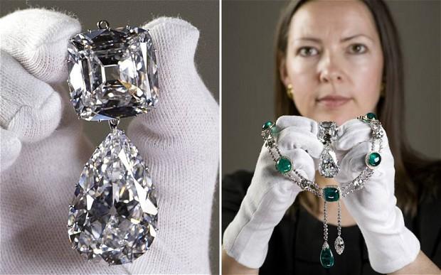 La Corte Reale Londra 10mila Diamanti Raccontano 3