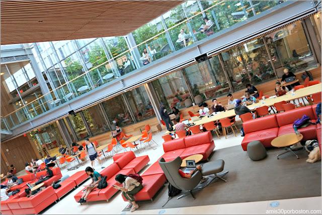 Sala Común del Smith Campus Center