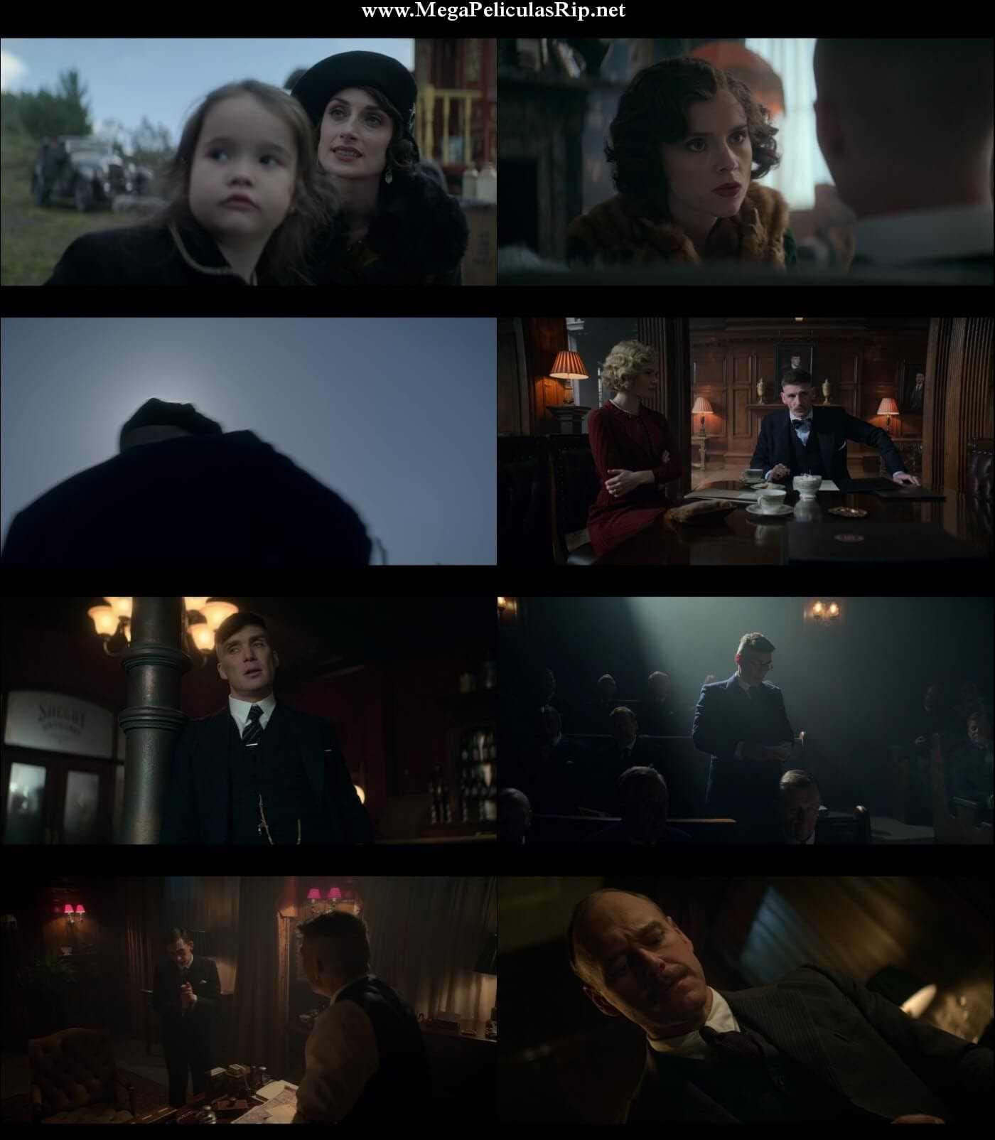 Peaky Blinders Temporada 4 1080p Latino