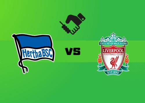 Hertha BSC vs Liverpool  Resumen y Partido Completo
