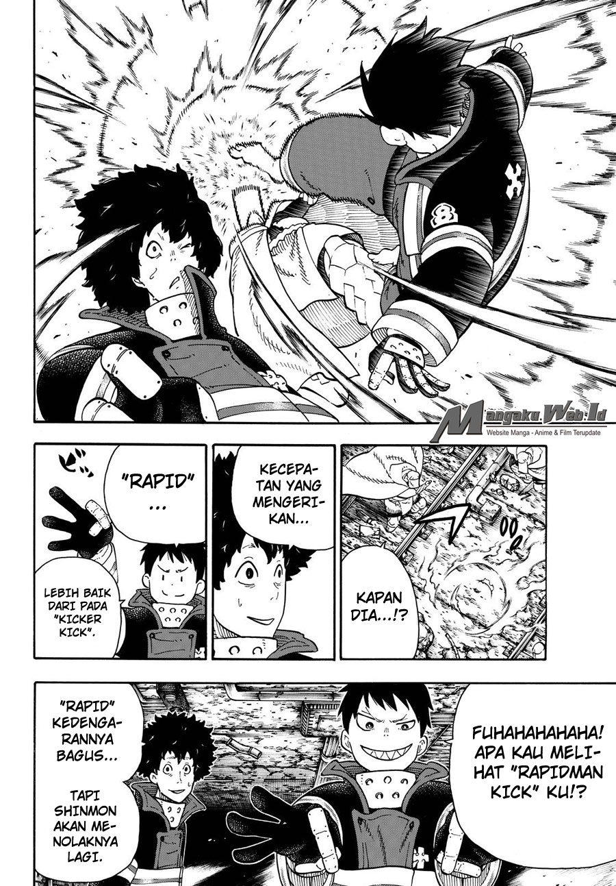 Fire Brigade of Flames Chapter 72-5
